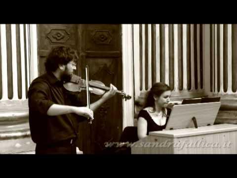 Adagio - T. Albinoni - DUO - (Organo & Violino)
