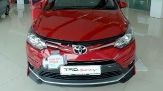 getlinkyoutube.com-New 2016 Toyota Vios Sportivo TRD launched in Malaysia Interior Exterior Walk Around HD