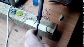 getlinkyoutube.com-изготовление мормышек своими руками частЬ 2.