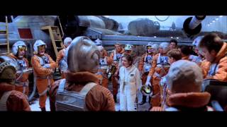 Princess Leia was Bad-Ass, Star Wars, The Empire Strikes Back, Return Of The Jedi