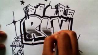 getlinkyoutube.com-Name Art