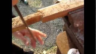 getlinkyoutube.com-Serioller EVO - Costruzione Arbalete Roller in Teak [HD]