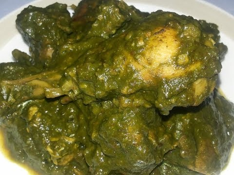 Quick Chef  - Palak Chicken