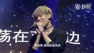 getlinkyoutube.com-GOT7 BamBam - Your voice is so sweet ^__^ By BeWithBam