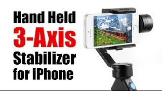 getlinkyoutube.com-3-Axis Stabilizer Gimbal for iPhone and other Smartphone - HeliPal.com