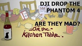 getlinkyoutube.com-DJI Drop the Phantom 4 Are they mad?