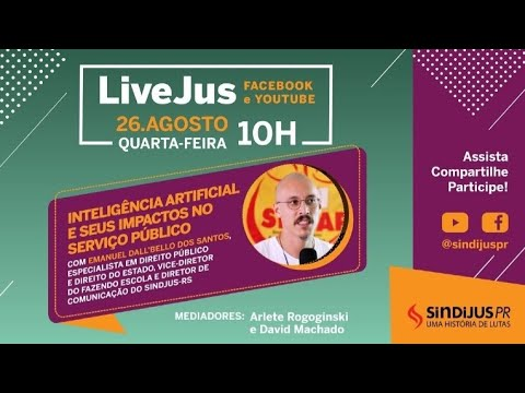 13ª LiveJus - Inteligência Artificial