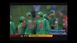 getlinkyoutube.com-Rubel Hossain Hat Trick Video Bangladesh VS Newzealand at 1st ODI at Dhaka