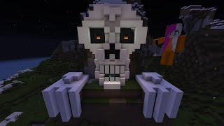 getlinkyoutube.com-Tutorial Casa De Montaña En Minecraft