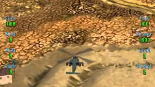 "getlinkyoutube.com-SOVIET STRIKE - Mission 03: ""Caspian Strike"" (PS1, SLUS-00061, Greatest Hits Series 1998)"