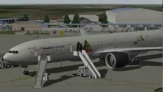 getlinkyoutube.com-X Plane China ZSOF Hefei Luogang Airport