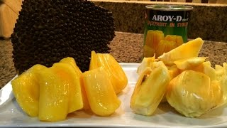 What is Jackfruit and how to eat it