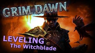 getlinkyoutube.com-Grim Dawn - Leveling a Witchblade 05 - All You Undead