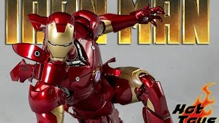 Iron Man Mark 3 Diecast Review