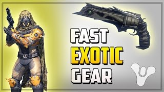 getlinkyoutube.com-Destiny - BEST EXOTIC ENGRAM FARM! Secret area and emblem!