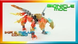 getlinkyoutube.com-Bionicle MOC: Ikir & Melum Fusion!