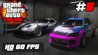 getlinkyoutube.com-TGC | GTA Online Spacial#6 :: มาแต่ง 2 รถบ้านๆให้กลายเป็นรถซิ่งในตำนานกัน !!