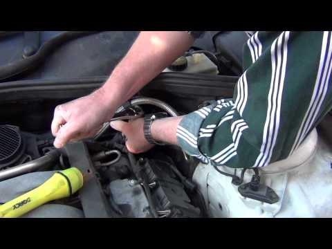 2000 - 2006 Mercedes Benz S500 - Crankshaft Position Sensor - Engine Stops - Engine Won't Start