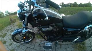 getlinkyoutube.com-[HD] Test i prezentacja Junak M12 | motocykle-125.com.pl