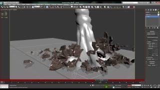 getlinkyoutube.com-Tutorial - Quebrando o chão com o 3ds max