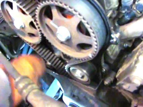 Расположение ремня генератора в Чери Аризо 7