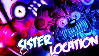 FREDDY'S SCHWESTER IST HOT AF! - Five Nights at Freddy's: Sister Location (Deutsch/German) FNAF