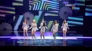 getlinkyoutube.com-Wonder Girls - 111210 MBN Show! K Music - Be My Baby [Full HD 1080p]