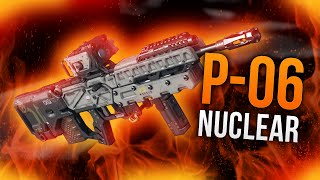 getlinkyoutube.com-Black Ops 3 - P-06 Nuclear mit jeder Waffe #3 | TwoEpicBuddies