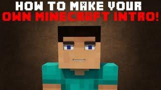 getlinkyoutube.com-(TUTORIAL) Make your own Minecraft Intro! (Cinema 4D)