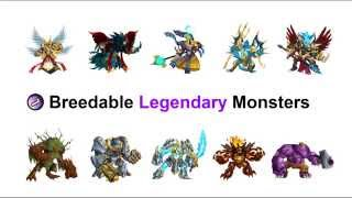 getlinkyoutube.com-How To Breed Legendary Monsters In Monster Legends (Combinations) Complete