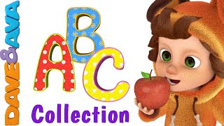 getlinkyoutube.com-The Phonics Song | ABC Song Collection | YouTube Nursery Rhymes from Dave and Ava