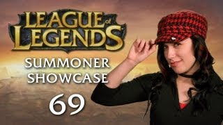 getlinkyoutube.com-Cupcakes and cuddly champion gear - Summoner Showcase #69