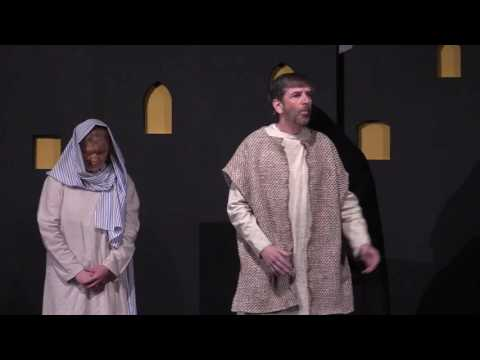 Shadow of the Cross (1st Service) - Lighthouse Baptist Church Choir and Drama Team