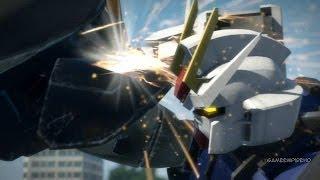 getlinkyoutube.com-Dynasty Warriors: Gundam Reborn -- All Cutscenes [English Subs]