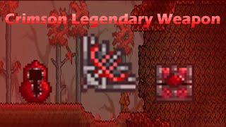 getlinkyoutube.com-Terraria 1.2 - Crimson Key Mold, Key, Chest and Vampire Knives