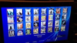 getlinkyoutube.com-PS3 CFW/Multiman 4.55 with 816 Games
