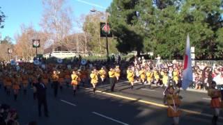 getlinkyoutube.com-Kyoto Tachibana HS Band - 2012 Pasadena Rose Parade