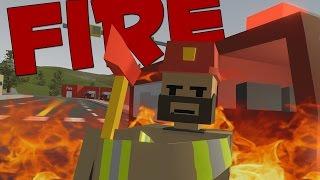 Fire | Unturned Skit