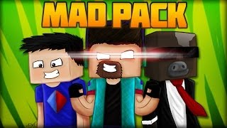 "getlinkyoutube.com-""A BLACK HOLE!?"" Minecraft MAD PACK MODDED SURVIVAL! EP.2 w/NoahCraftFTW & Friends!"