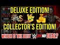 WWE 2K18 News: Which Is The Better Deal!? COLLECTORS Vs DELUXE EDITION! [#WWE2K18 News]