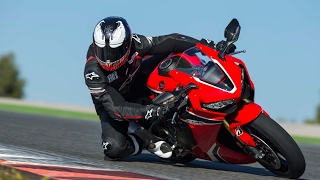 getlinkyoutube.com-2017 Honda CBR1000RR And CBR1000RR SP Review