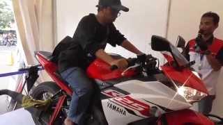 getlinkyoutube.com-Tes Kecepatan Yamaha R25 (250cc)