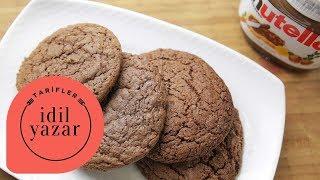 getlinkyoutube.com-Pratik Nutellalı Kurabiye Tarifi - İdil Tatari - Yemek Tarifleri
