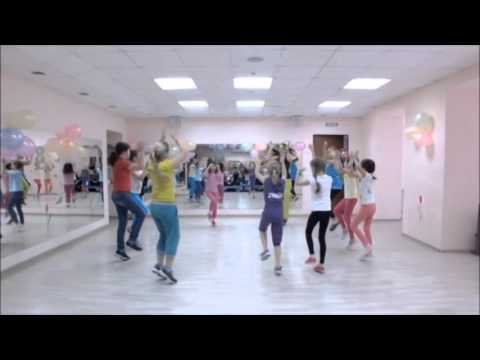 ZUMBA Kids - Keep your hands up everyday - Инструктор Воеводина Светлана