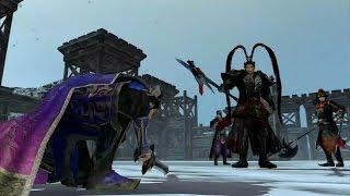 getlinkyoutube.com-Dynasty Warriors 8: Xtreme Legends - All Lu Bu's Cutscenes in English Translated Subtitles (Part 2)