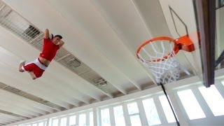 getlinkyoutube.com-Slam Dunk Supertramp Style - Faceteam Basketball