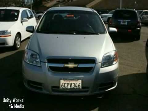 2009 Chevrolet Aveo in Healdsburg San Francisco, CA 95448