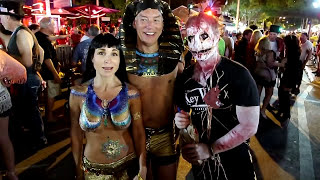 getlinkyoutube.com-Fantasy Fest 2016 | Key West Festival