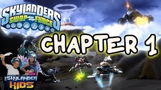 getlinkyoutube.com-Lets Play Skylanders Swap Force: Part 1 - Mount Cloudbreak 1 of 2 (Chapter 1)