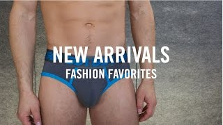 getlinkyoutube.com-Marco Marco, Andrew Christian, Garcon Model | 2017 Mens Fashion in Underwear | New Arrivals